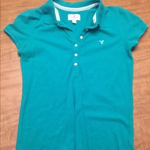 American Eagle Outfitters Tops - American Eagle Polo